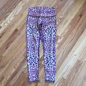 Teeki Purple Awakening Hot Pants size M